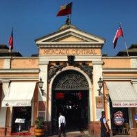 Foto tirada no(a) Mercado Central por Jamison N. em 4/19/2013