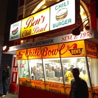Photo taken at Ben's Chili Bowl by Jamison N. on 4/27/2013