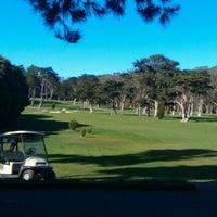 Photo taken at Presidio Private Golf Club by Viktor S. on 2/9/2013