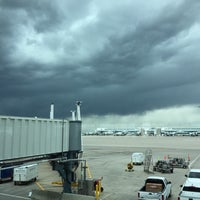 Photo taken at Gate A27 by Cid S. on 5/23/2016