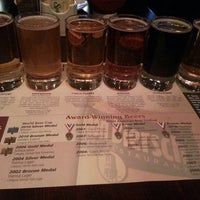 Photo taken at Gordon Biersch Brewery Restaurant by Ryan H. on 2/20/2013