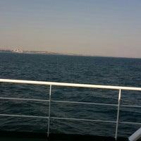 Photo taken at Marmara Denizi by Latif Y. on 7/29/2015