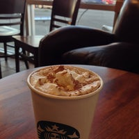 Photo taken at Starbucks by addin n. on 10/18/2013