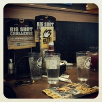 Photo taken at Buffalo Wild Wings by April E. on 4/13/2013