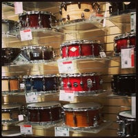 Photo taken at Guitar Center by April E. on 11/4/2013