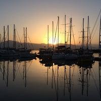 Foto tirada no(a) Ece saray marina por Anastasiya M. em 6/29/2014