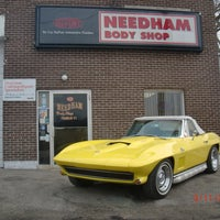Photo taken at Needham Body Shop by Needham Body Shop on 2/29/2016