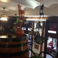 Photo taken at Restaurant Els Barrils by Santi O. on 8/8/2013