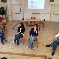 Photo taken at Impact Hub Siracusa by Ambra B. on 5/17/2014