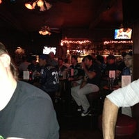 Photo taken at Backstage Bar & Grill by Aaron R. on 10/28/2012