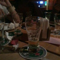Photo taken at Centro Social da Cerveja (CSC) by Grazielle X. on 2/23/2013