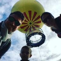 Снимок сделан в Balloon Safari пользователем Engin T. 1/10/2016