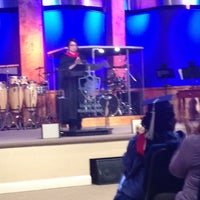 Photo taken at Living Faith Church by Charla L M. on 5/20/2014
