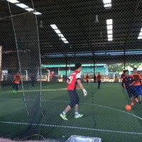 Photo taken at Futsal Masterscaff by Syed Sadiq on 1/6/2016