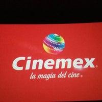 Foto tomada en Cinemex por Oscar C. el 9/17/2017