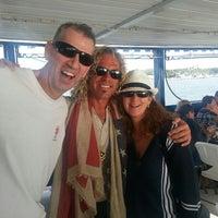 Photo taken at Island Time Cruises Paddlewheel Boat by David H. on 5/18/2014