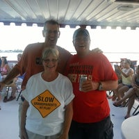 Photo taken at Island Time Cruises Paddlewheel Boat by David H. on 6/28/2013