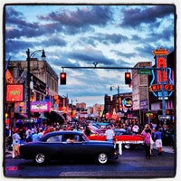 Photo taken at World Famous Beale Street by Shane C. on 6/5/2013