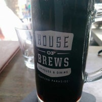 Photo taken at The House of Brews by Jason P. on 9/20/2017