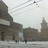 Foto scattata a Piazza Maggiore da Michele D. il 2/23/2013