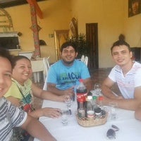 Photo taken at Restaurante Piracuí by Braz S. on 1/16/2016