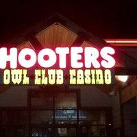 Blackjack hooters