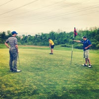 Photo taken at Beacon Hills Golf Course by Katie K. on 5/27/2013