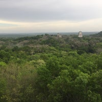 Photo taken at Parque Nacional Tikal by Ani O. on 6/1/2017