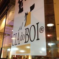 Photo taken at Cia do Boi by Leonardo L. on 10/25/2013