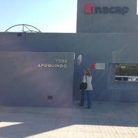 Photo taken at Universidad Tecnológica de Chile INACAP by Ricardo B. on 3/9/2013