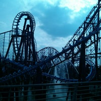 Photo taken at Blackpool Pleasure Beach by emuinthebox on 4/8/2013