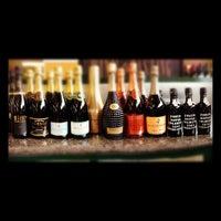 Photo taken at Green Jug Fine Wine & Spirits by Mike U. on 11/16/2012