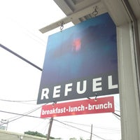 Photo taken at Refuel by Chanel W. on 7/11/2013