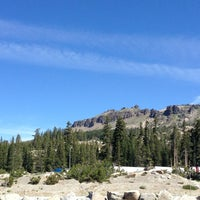 Photo taken at Donner Pass Summit by Rob B. on 6/18/2013