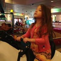 Photo taken at Chuck E. Cheese's by Matt F. on 3/24/2013