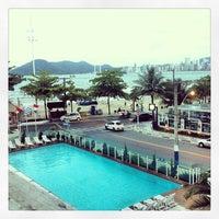 Foto tirada no(a) Hotel Marambaia por Gustavo D. em 1/15/2013