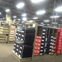 Photo taken at DSW Designer Shoe Warehouse by Davies M. on 10/11/2014