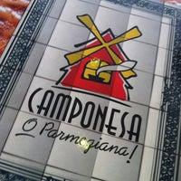 Photo taken at Camponesa - O Parmegiana by Eduardo M. on 8/18/2013