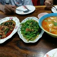 Photo taken at ข้าวต้มทอง บ้านโป่ง by t r. on 7/4/2016