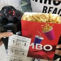 Photo taken at MBO Cinemas by Nysa K. on 3/31/2017