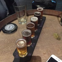 Photo taken at Lewis & Clark Brewery & Tap Room by Jacob B. on 10/22/2016