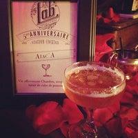 1/23/2014에 Mel B.님이 Le LAB Comptoir à Cocktails에서 찍은 사진