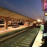 Photo taken at Metro Gold Line - Union Station by Allison N. on 11/2/2012