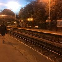 Photo taken at Rice Lane Railway Station (RIL) by Noel S. on 10/30/2017