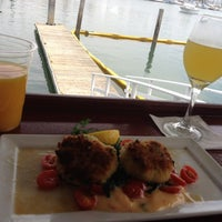Photo taken at Woody's Wharf by David F. on 6/1/2013