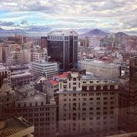 Photo taken at Edificio Santiago Centro by JuanEmiliano on 5/3/2013