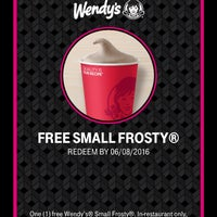 Photo taken at Wendy's by Roslyn on 6/8/2016