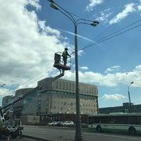Photo taken at Район «Покровское-Стрешнево» by Olesya P. on 5/18/2017