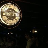 Foto tirada no(a) Winchester Pub por Marco Antônio R. em 2/17/2013