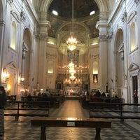 Photo taken at Basilica di Santa Maria del Carmine by Nikoo N. on 3/26/2017